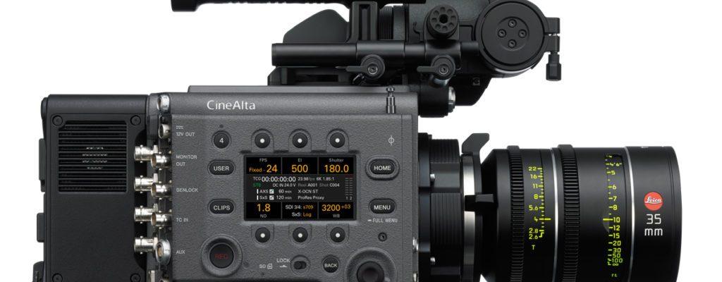 Sony Venice – 6k Full Frame